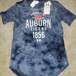 Auburn Tigers womens Under Armour t-shirt Small